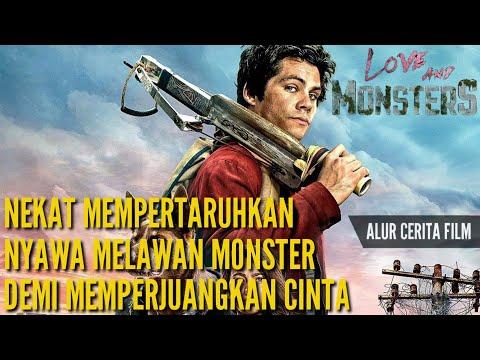 ALUR CERITA FILM LOVE AND MONSTERS (2020)