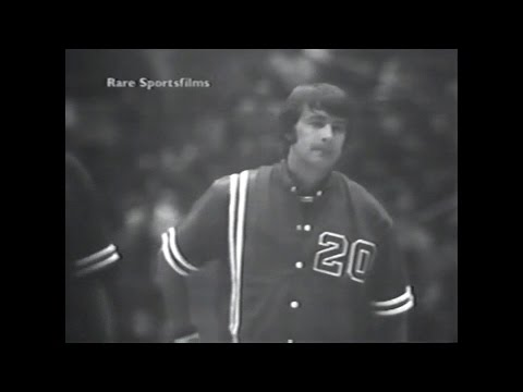 Gail Goodrich (8pts) vs. ABA All-Stars (1972)
