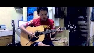 Foolish heart- Nina ( kevin rebollo acoustic cover)