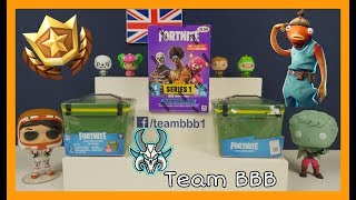 FORTNITE LOOT BATTLE BOXES AND TRADING CARDS! Full Box Unboxing JazWares Gamer gaming video games
