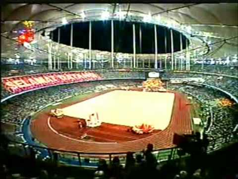 One Decade Memories After 16th Commonwealth Games Kuala Lumpur 1998