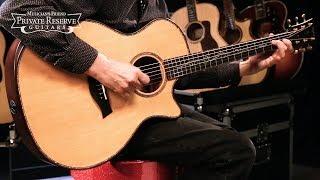 Taylor Builder's Edition K14ce V-Class Grand Auditorium Acoustic-Electric Guitar