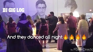 Dj Gig Log | Wedding Gig Log September 19, 2019 | Fun Wedding | Dj Set up Timelapse