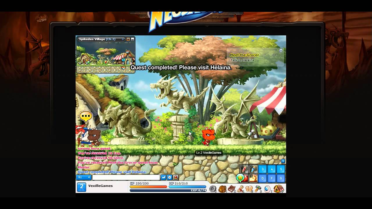 Neosaurs Online - Gameplay First Look HD - YouTube