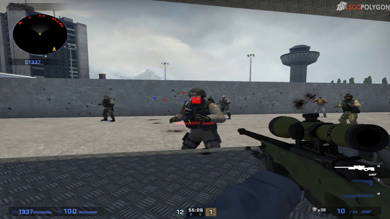 they say hit reg is fine in csgo 2018