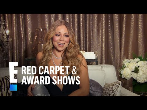 """Mariah Carey Describes """"Mariah's World"""" in 3 Words 
