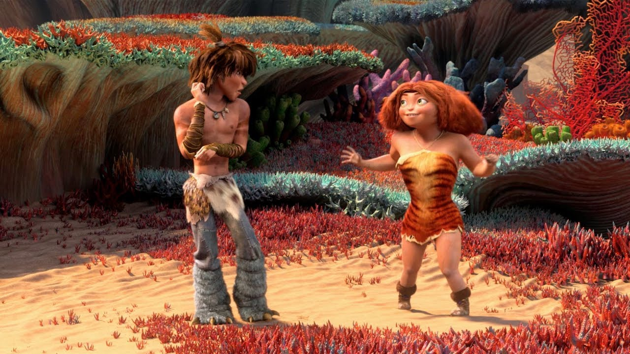 f449822fd9eb8 THE CROODS - Official Clip -