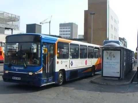 Stagecoach East Kent 20650 M650bcd Folkestone Bus Station