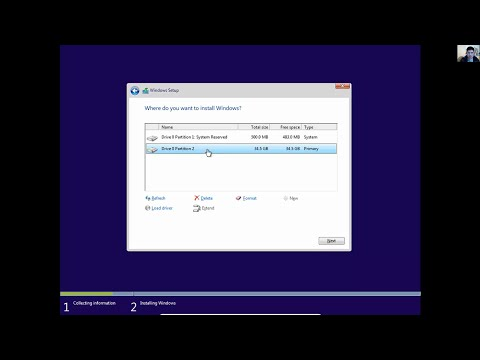 Install Windows 10 on Virtualbox with Vbox Guest Additions