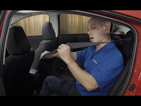 2016 Honda HR-V Tips & Tricks: Seat Belts With Automatic Tensioning System