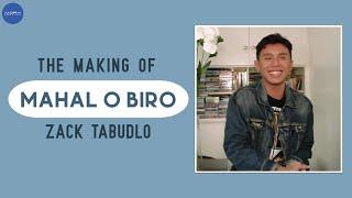 "The Making of Zack Tabudlo's ""Mahal O Biro"""