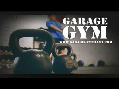 Garage gym miami florida teaser youtube