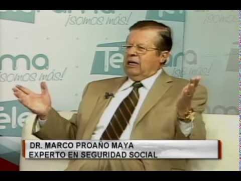 Dr. Marco Proaño Maya