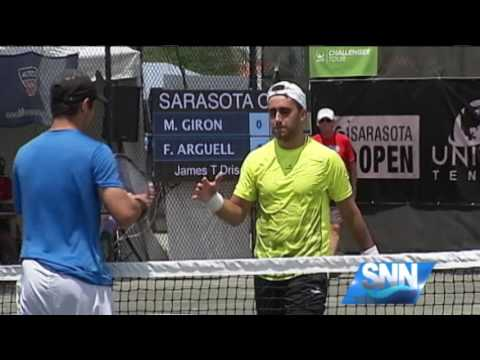 SNN: 2017 Sarasota Open - Day 1