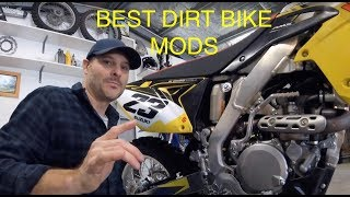 Best dirt bike mods enduro