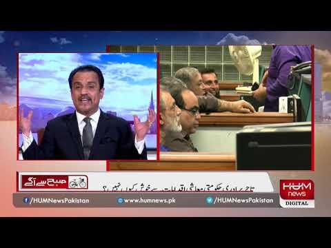 Economic policies of PTI govt analysed by economic expert Mir Muhammad Ali Khan
