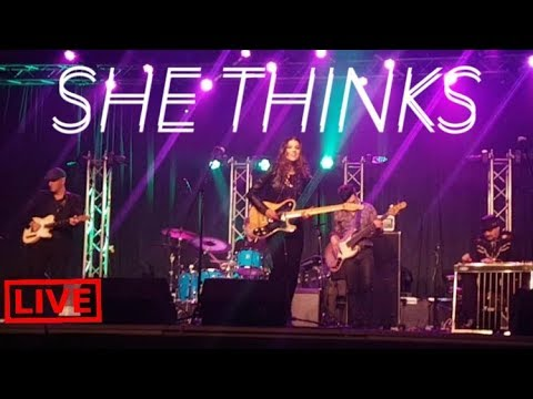 She Thinks Original  Hailey Benedict   2018 ACMA Awards show