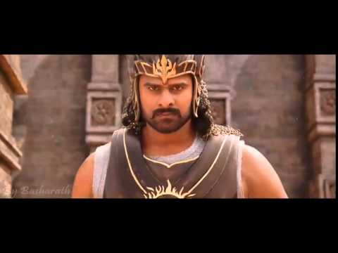 Bahubali terrific entry and valorous look