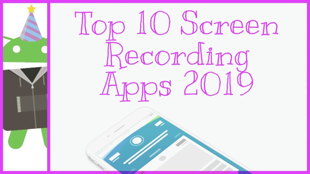 10 Best Screen Recording Apps for Android | record pubg ...