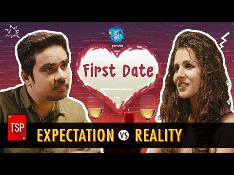 TSP's First Date || Expectations vs Reality
