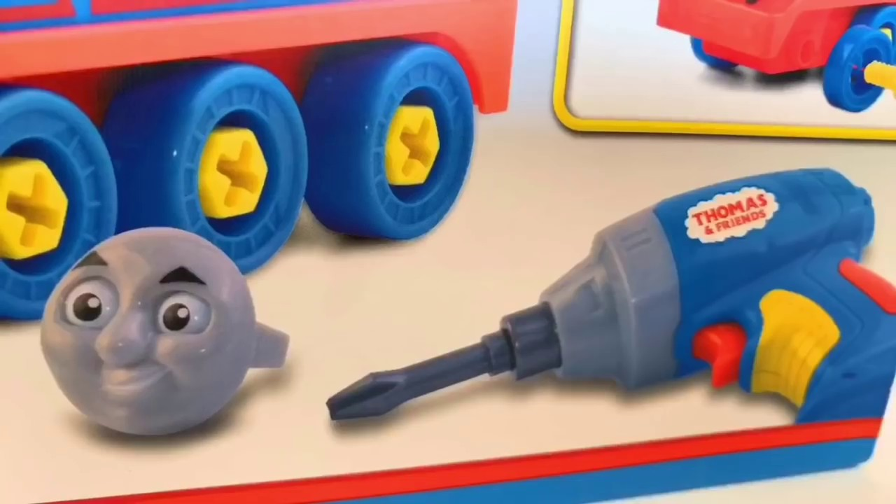 Thomas And Friends Toy Train Choo Choo Train Thomas The Tank Engine Making