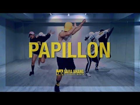 Jackson Wang - Papillon / Choreography By Wind Chuang (SELF-WORTH)