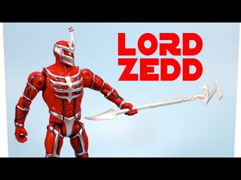 Mighty Morphin Power Rangers Lord Zedd Toys R Us Exclusive