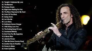 Top 50 Saxophone Romantic Love Song Instrumental - Best Relaxing Instrumental Music