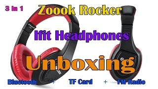 [Hindi – हिन्दी] ZOOOK Rocker IFit Bluetooth Headphones Review | Technical India