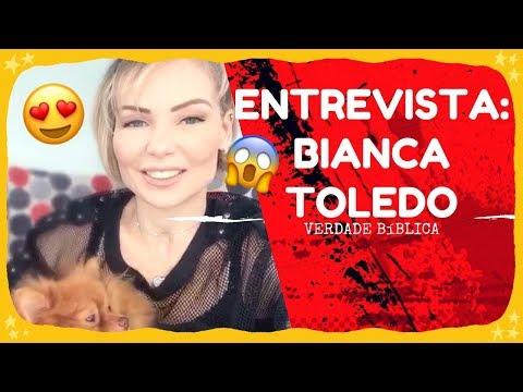 Entrevista Com Bianca Toledo Sobre Seu Casamento 2018 E Testemunho