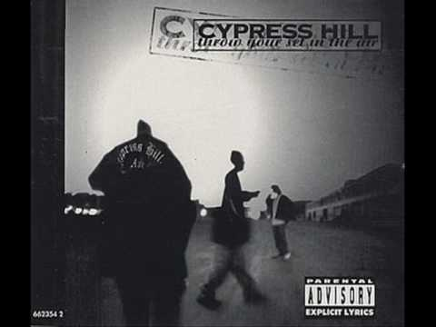Cypress Hills Throw Your Set In The Air Artwork