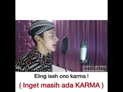 IKON - LOVE SKENARIO || Cover By Alif Rizky