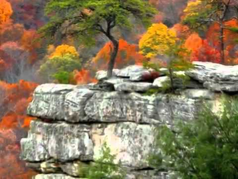 Streams of Silver and Gold - Native American Flute and Guitar - John August and John Hermanson
