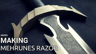 Knife Making - Mehrunes Razor