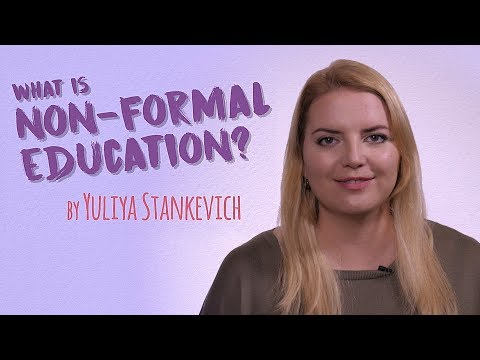 What Is Non-Formal Education? 7 Principles Of NFE