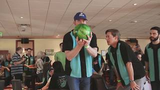Big Slick 2017 - Bowling Tournament Highlights