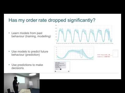 Deep dive into Elastic Machine Learning by Tyler Hannan