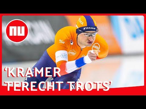 WK Afstanden Dag 1:  'Kramer Terecht Trots' | Nabeschouwing | NU.nl