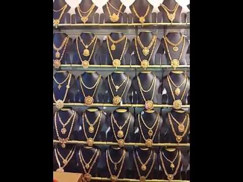 Vasantham gold covering. Penang malaysia