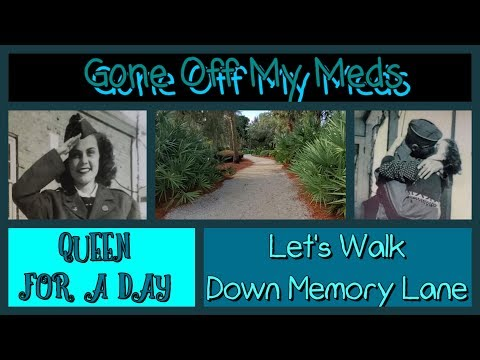 queen-for-a-day-~-let's-walk-down-memory-lane-~-gommtube-#273