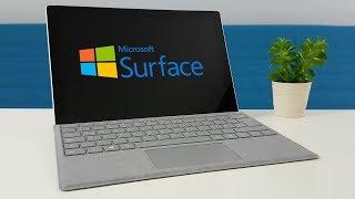 Das Microsoft Surface Pro 2017 als Laptopersatz
