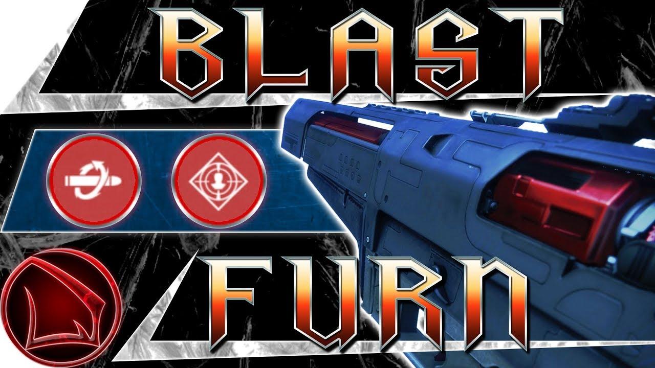 Destiny 2: Blast Furnace God Roll Perk Review & Guide – Black Armory