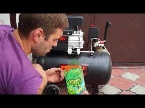 Замена масла в компрессоре