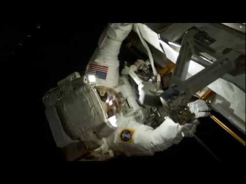 Space to Ground: Food, Fuel and Supplies: 08/01/14 #Nasa #Iss