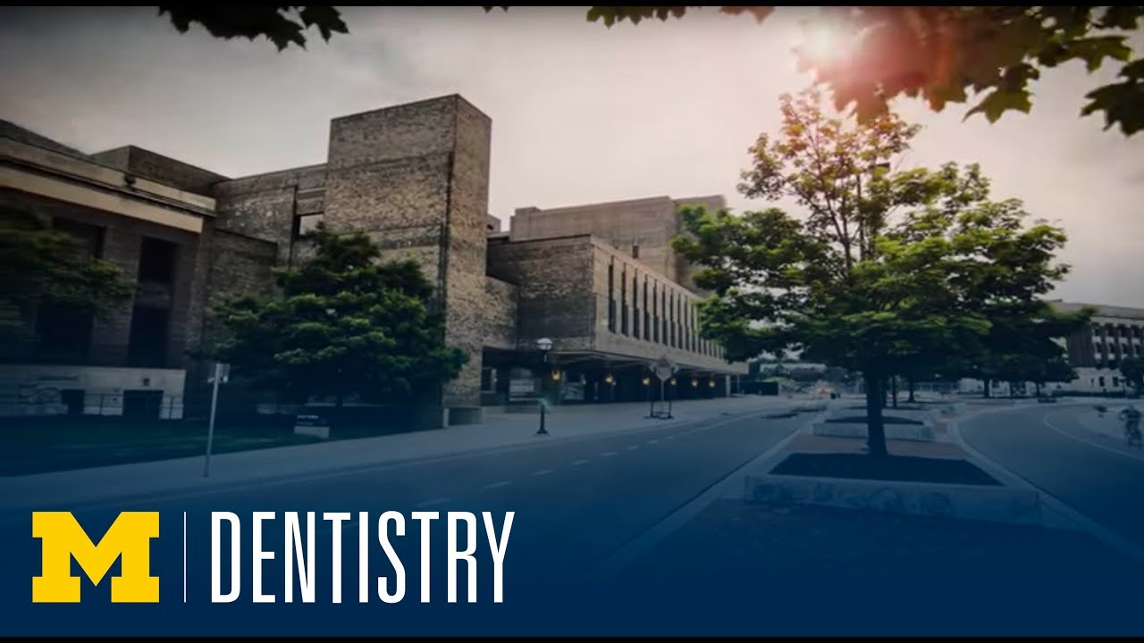 Dentistry Victors for Michigan - YouTube