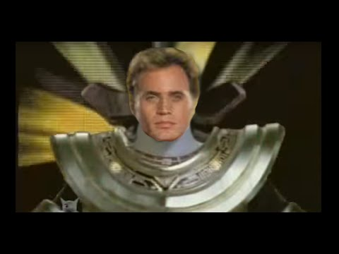 Billy Morphs into the Gold Zeo Ranger