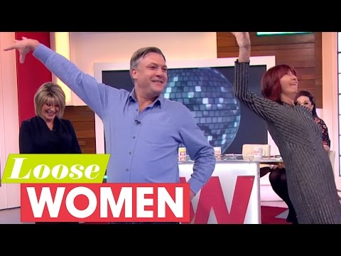 Ed Balls Teaches Ruth And Janet How To Dance | Loose Women
