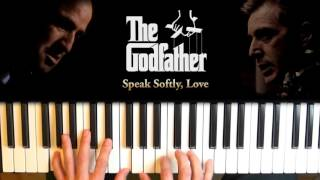 Speak Softly, Love From The Godfather Piano Cover