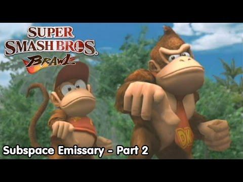 Slim Plays Super Smash Bros. Brawl: Subspace - Part 2