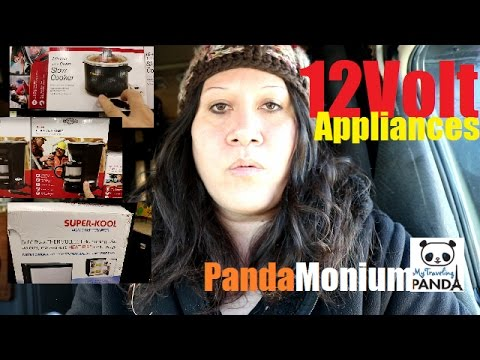 Truck Stop 12V Appliances & Boondocking On The Side Of The Road